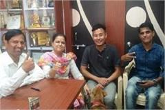 silent deaf youth sought to rescue the hostage in nagaland