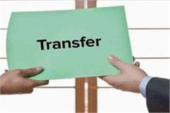 12 ias officers transferred