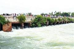 haryana to get 709 cusecs of extra water