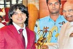 panipat s neeraj award for arjuna award
