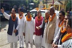 shivpal arrived at kathmandu