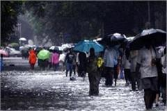 rain erosion in the state alert in these districts