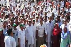 talwar s pole shell attack bol rally in panipat leaves for thousands