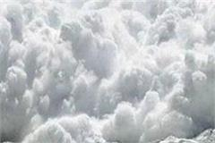 avalanche warning in these 4 districts of himachal