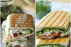 pesto panini sandwich recipe