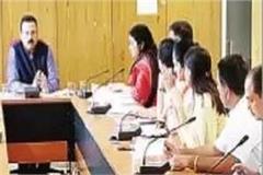 finance commission team on kangra tour on 27th september