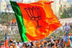 bjp will field clean image leaders in elections