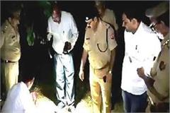 bulandshahr crusader s encounter with the criminals coming to collect