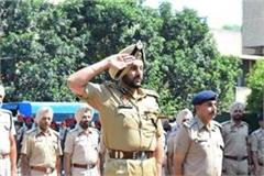 gurpreet singh bhullar charged the police commissioner s charge