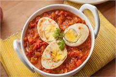 spicey egg masala