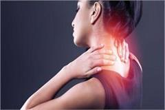 cervical is the beginning of neck pain symptoms to identify symptoms