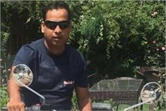vivek tiwari shouting eyewitness show constable ran the bike and shot