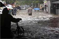 12 people killed in rain related incidents in uttar pradesh