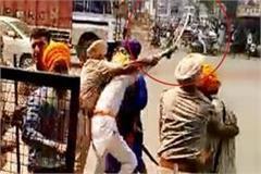 dispute between akali dal and satkar committee