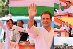 rahul in rewa today