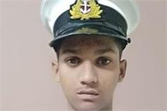 death of drowning in swimming pool during training of navy student