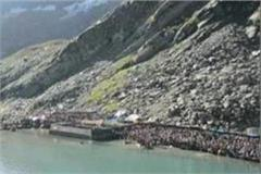 the unhappiness of the bhaderwah tribe returned from manimshh yatra revealed