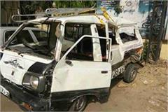 three killed in accident three killed in road accident