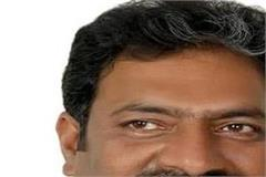 state bjp spokesperson ajay rana of deteriorating health