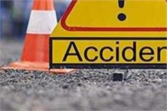 2 killed including driver in road accident in allahabad