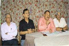 bjp raises questions about municipal corporation dharamshala