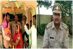 gorakhpur police united a couple and arranged their marriage