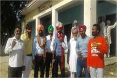 groom vote cast before marriage panchayat samiti elections