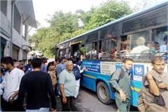 himachal strike of private bus operator continue on second day