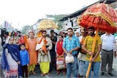 charpathnath stick journey to manimahesh