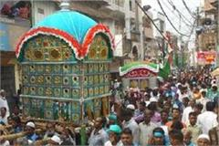 10th muharram proclamation of yom e asura emanating from strong security
