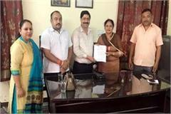 city council president of nalagarh gave resignation