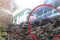 landslide havoc now after rain