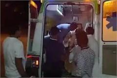 kaliyugi grandson grandson shot dead in land dispute