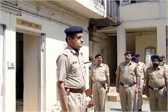 dgp inspected the solan police station stir in officers