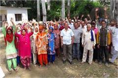 people of mand area meet with the legislature
