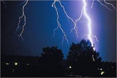 16 people dead up the last hours following heavy rain and lightning