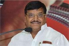 no work of money in bjp government shivpal