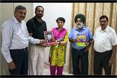 rotary club of orissa honored by rotary club bhakra nangal