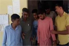 rewari gangrape victim returned home after being healthier