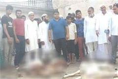 the leopard s euphoria in faridabad thus killing 18 people who died