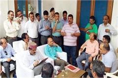 jairam government in pressure of private bus operator union