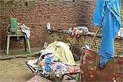 rains on the sleeping family overwhelming woes mother son s death