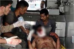 solan danga demolition laborer injured