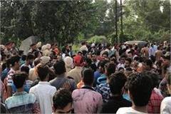ludhiana 3 people killed in sharp speed 2 killed