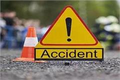 three injured in car and truck collision