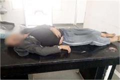 nepalese dies in suspicious circumstances deadbody found in rain shelter