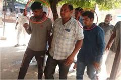 rewari gang rape two accused arrested for hiding the rapist