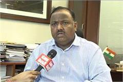 acs dhanpat singh said about haryana roadways indefinite strike