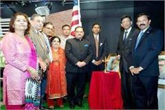 indian settlers abroad working for india s good relations nadda
