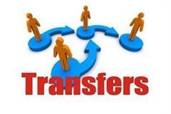 punjab government transferred 2 officersù